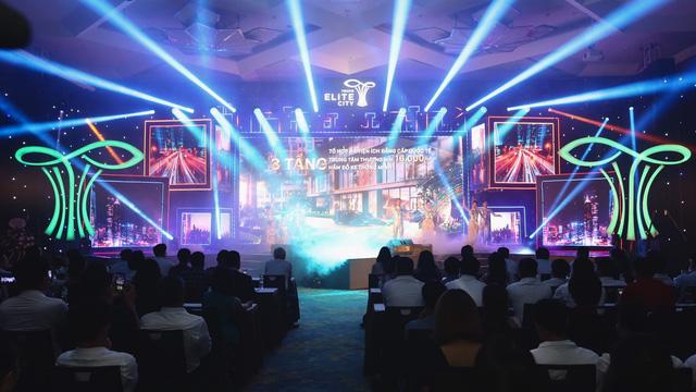 Chính thức ra mắt tổ hợp đa tiện ích chuẩn Singapore Tecco Elite City tại Thái Nguyên - Ảnh 1.