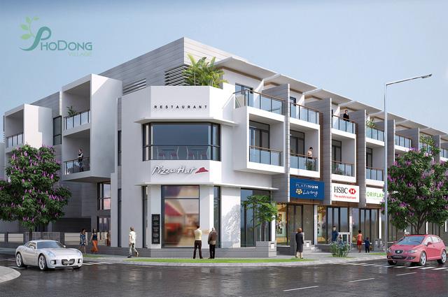 Chính thức công bố nhà phố thương mại tâm điểm Quận 2 - Ảnh 2.