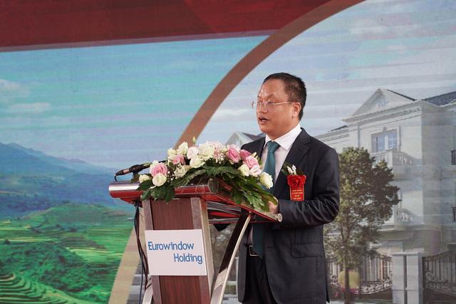 Eurowindow Holding khởi công xây dựng dự án Melinh PLAZA Yên Bái - Ảnh 1.