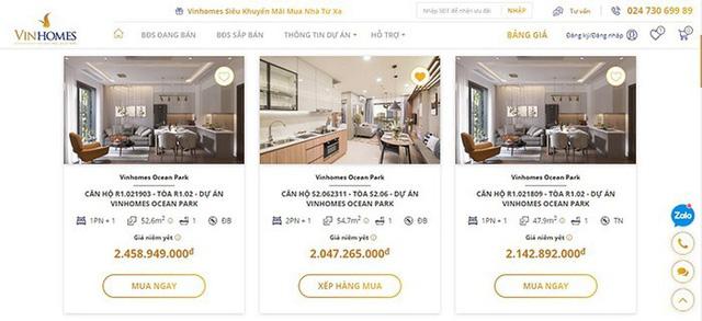 Mua nhà online: Bước ngoặt mới của thị trường bất động sản Việt Nam - Ảnh 1.