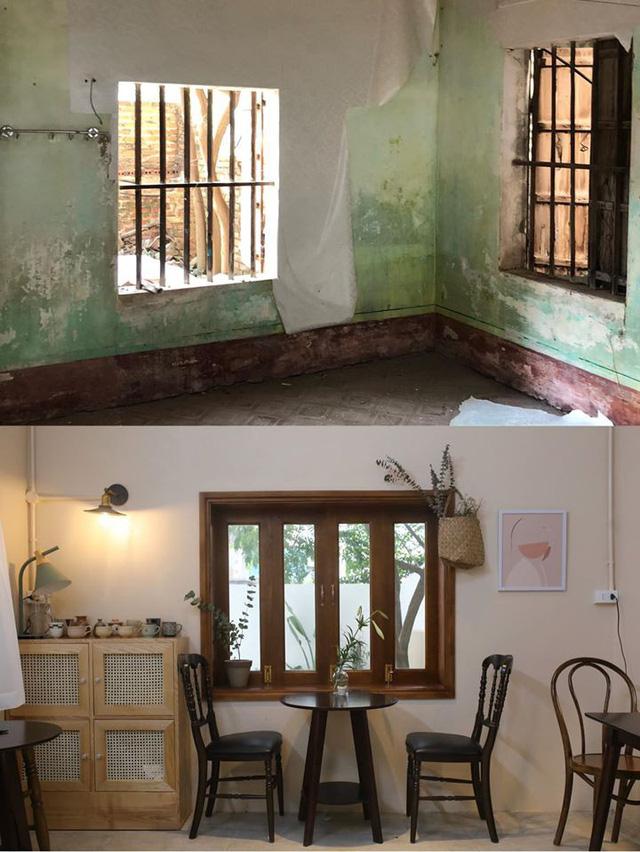 Ngôi nhà cũ kỹ được cải tạo thành không gian đẹp như trong cổ tích - Ảnh 11.