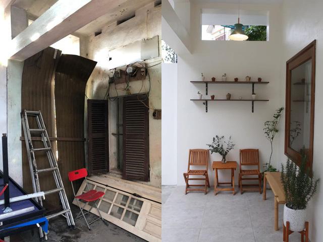 Ngôi nhà cũ kỹ được cải tạo thành không gian đẹp như trong cổ tích - Ảnh 13.