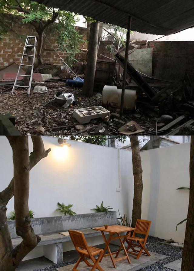 Ngôi nhà cũ kỹ được cải tạo thành không gian đẹp như trong cổ tích - Ảnh 14.