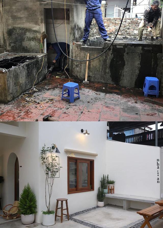 Ngôi nhà cũ kỹ được cải tạo thành không gian đẹp như trong cổ tích - Ảnh 3.