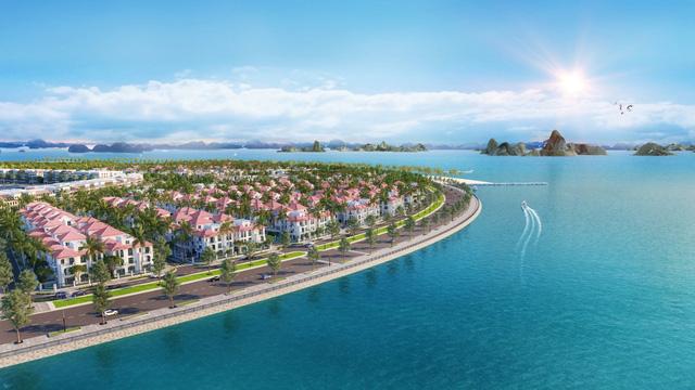 Biệt thự Sun Grand City Feria: Sắc màu Địa Trung Hải bên bờ Vịnh Hạ Long - Ảnh 2.
