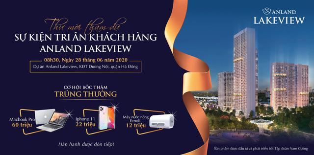 Anland Lakeview: Ba ưu thế vượt trội của dự án chung cư đáng sống tại Hà Đông - Ảnh 2.
