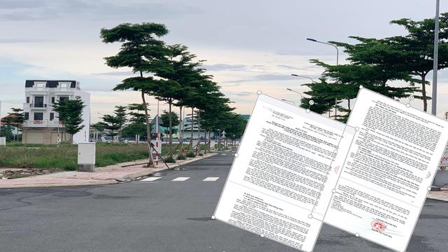 Bình Dương kết luận thanh tra hàng loạt dự án bất động sản, nhà ở - Ảnh 4.