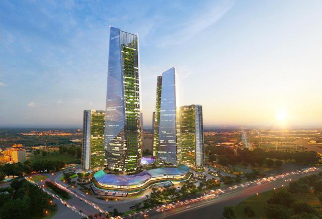 Sunshine Empire được Hà Nội trao quyết định chủ trương đầu tư - Ảnh 4.