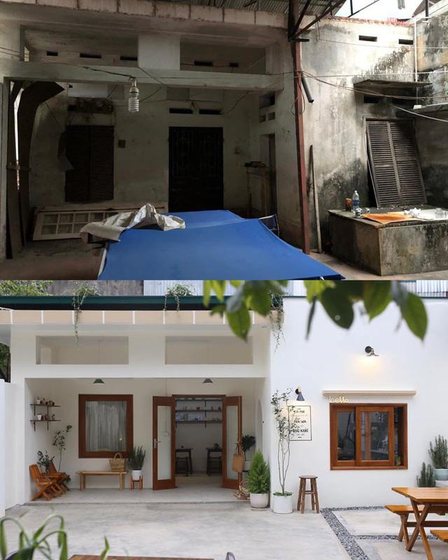 Ngôi nhà cũ kỹ được cải tạo thành không gian đẹp như trong cổ tích - Ảnh 6.