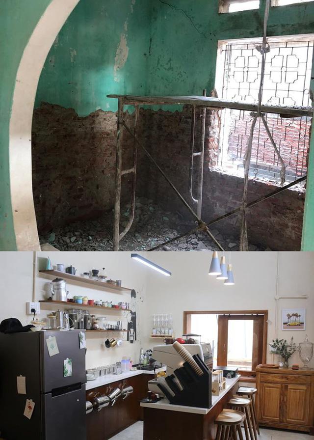 Ngôi nhà cũ kỹ được cải tạo thành không gian đẹp như trong cổ tích - Ảnh 10.