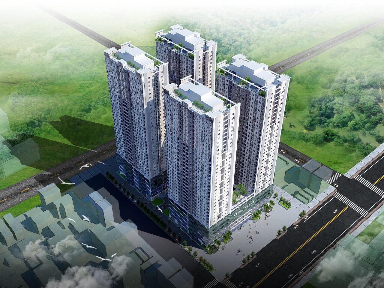 dự án nhà ở xã hội tht new city