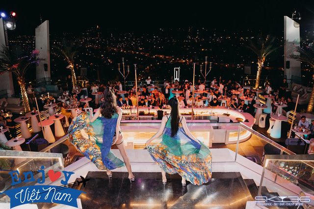 Bộ ảnh đêm khiến du khách ao ước Đà Nẵng thức khuya hơn - Ảnh 10.