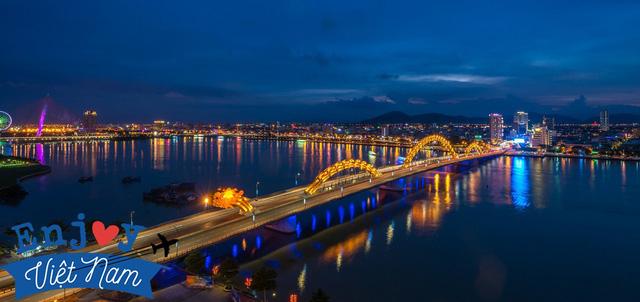 Bộ ảnh đêm khiến du khách ao ước Đà Nẵng thức khuya hơn - Ảnh 3.