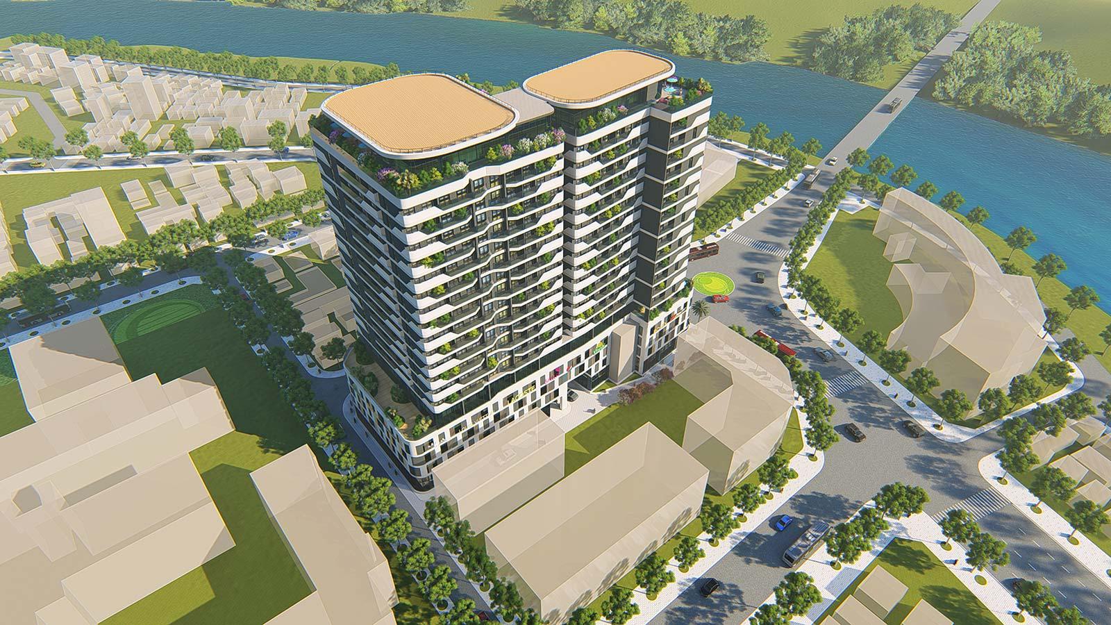 dự án chung cư hà nội phoenix tower cao bằng