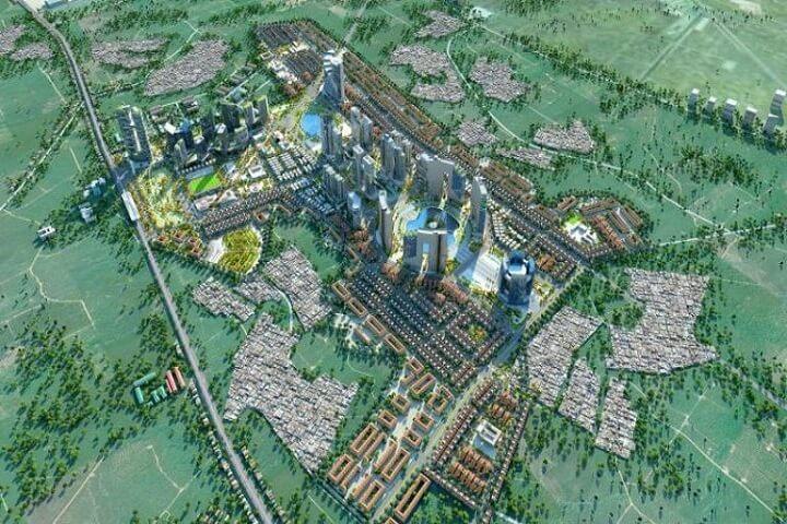 hinode garden city
