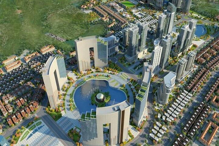 tiện ích dự án hinode garden city