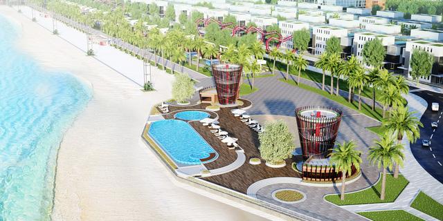 Đầu tư sinh lời kép tại khu đô thị ven biển Phương Đông Vân Đồn - Ảnh 2.