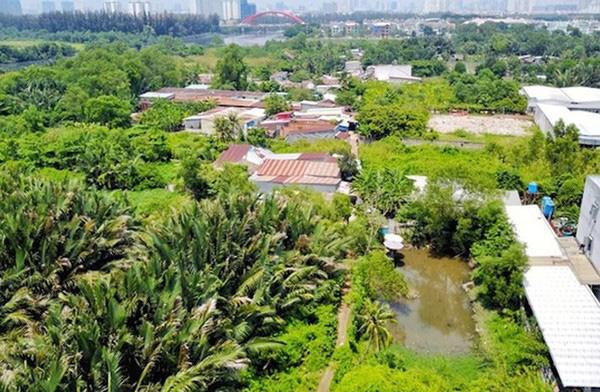 Quốc Cường Gia Lai sa lầy ở dự án Bắc Phước Kiển, nguy cơ bị thu hồi - Ảnh 2.