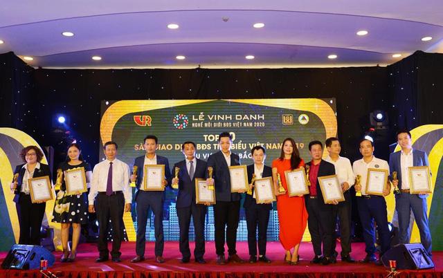 AVLand Group vinh dự đứng thứ 4 bảng xếp hạng Top 10 sàn giao dịch bất động sản tiêu biểu Việt Nam năm 2019 - Ảnh 1.