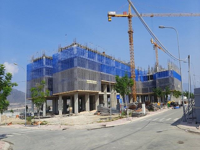 Hà Quang Land bị tuýt còi vì huy động vốn trái phép tại dự án nhà ở xã hội - Ảnh 2.