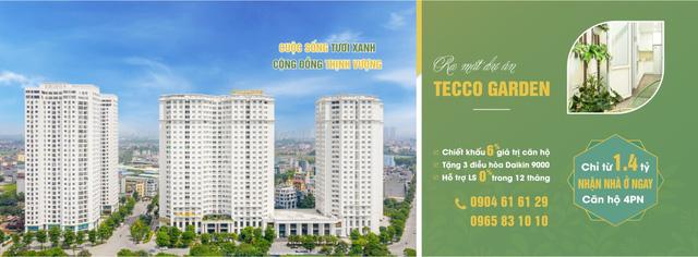 5 yếu tố làm nên sức hút đặc biệt của dự án Tecco Garden - Ảnh 1.