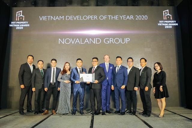Gala Dot Property Vietnam Awards 2020: Đổi mới sáng tạo là tương lai của ngành BĐS - Ảnh 1.