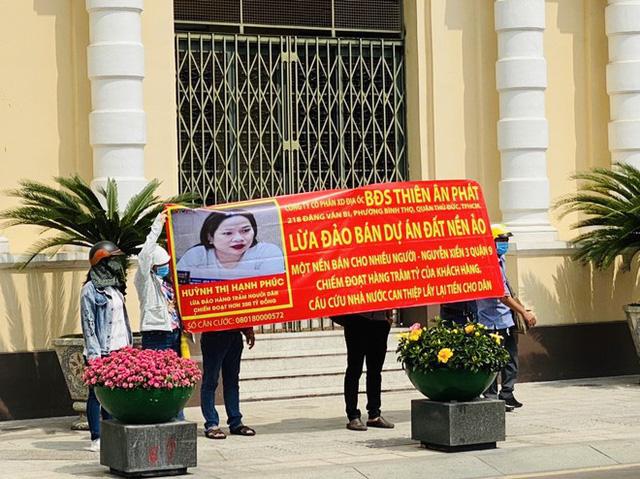 Bắt Tổng giám đốc Công ty Bất động sản Thiên An Phát vì bán dự án 'ma' - Ảnh 1.
