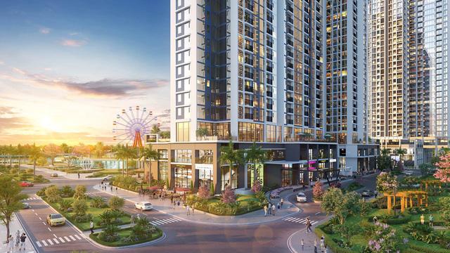 Xuân Mai Sài Gòn và MGV ký kết hợp tác triển khai kinh doanh Shophouse dự án Eco Green Saigon - Ảnh 1.