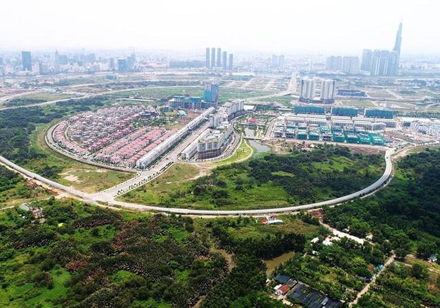 Khu đô thị mới Thủ Thiêm tiếp tục điều chỉnh quy hoạch - Ảnh 1.