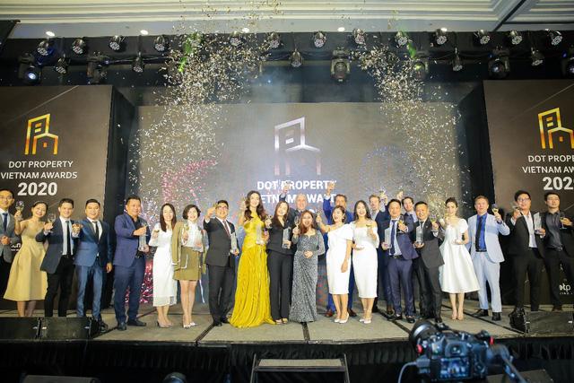 Gala Dot Property Vietnam Awards 2020: Đổi mới sáng tạo là tương lai của ngành BĐS - Ảnh 2.