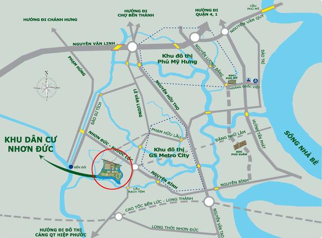 Công ty Vạn Phát Hưng xây 'chui', bán 'lụi' hàng trăm nền đất ở dự án Nhơn Đức - Ảnh 5.