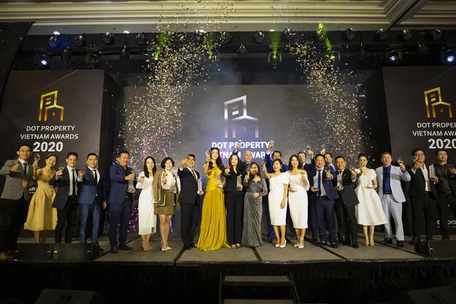 Dấu ấn đặc biệt của Sunshine Group tại Dot Property Vietnam Awards 2020 - Ảnh 6.