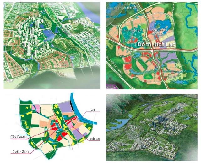 """Soi quy hoạch hệ thống giao thông """"khủng"""" tại đô thị vệ tinh lớn nhất Thủ đô - Ảnh 3."""