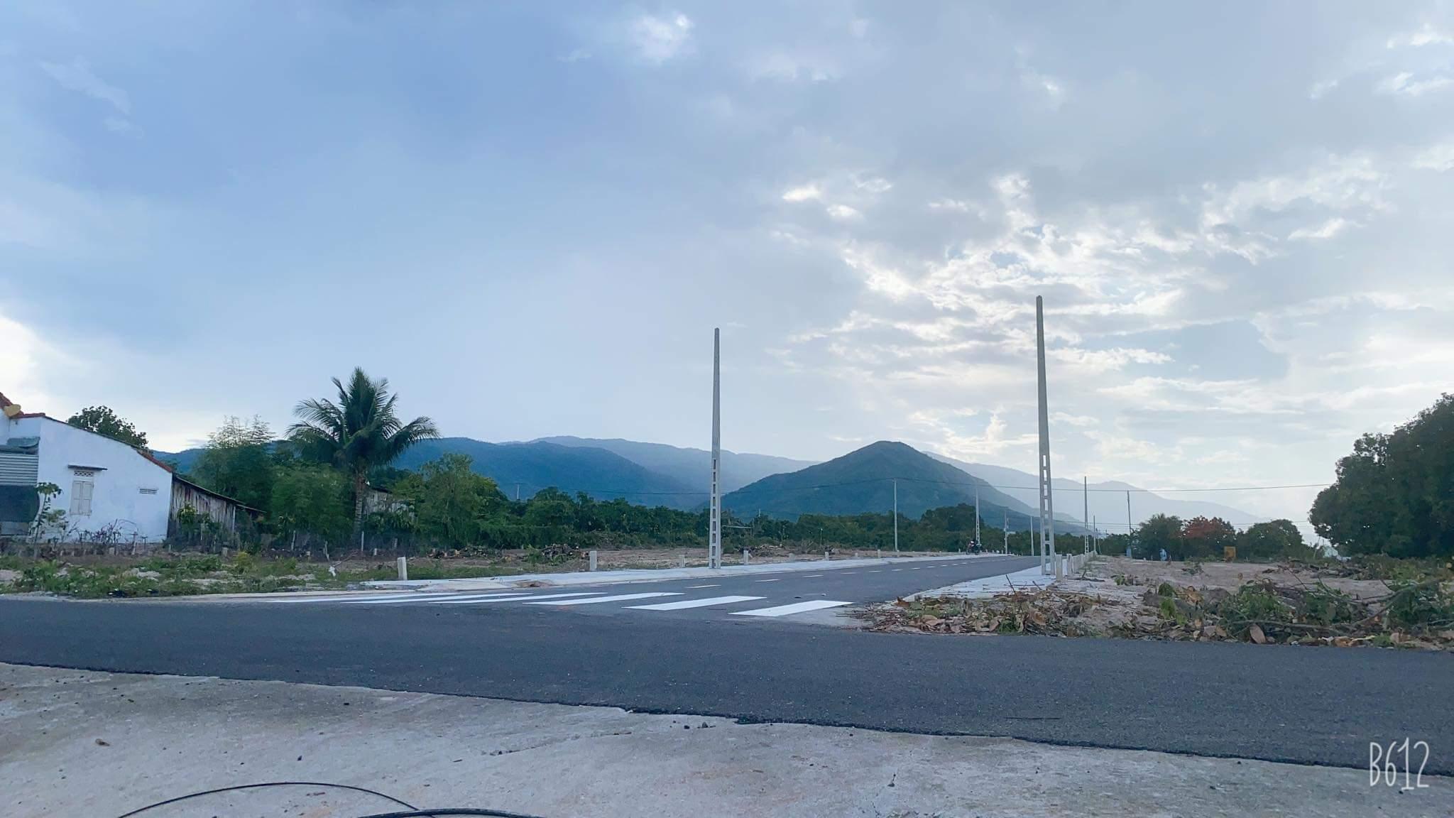 tiến độ dự án đất nền suối tân