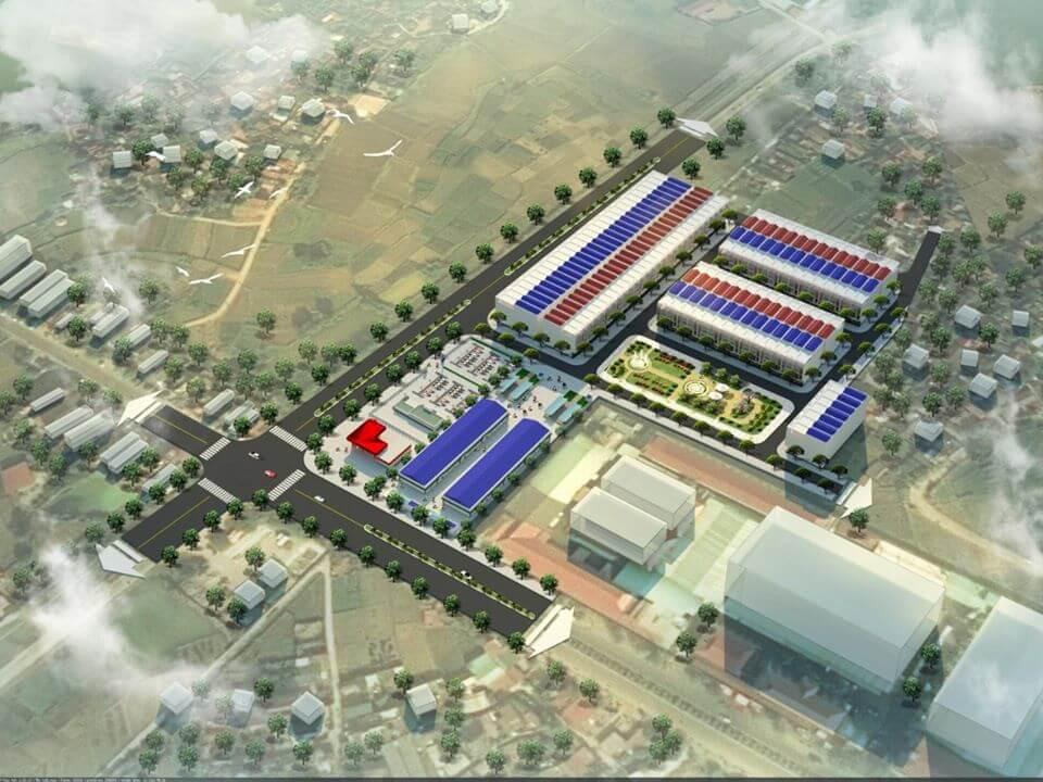 dự án việt yên new center bắc giang