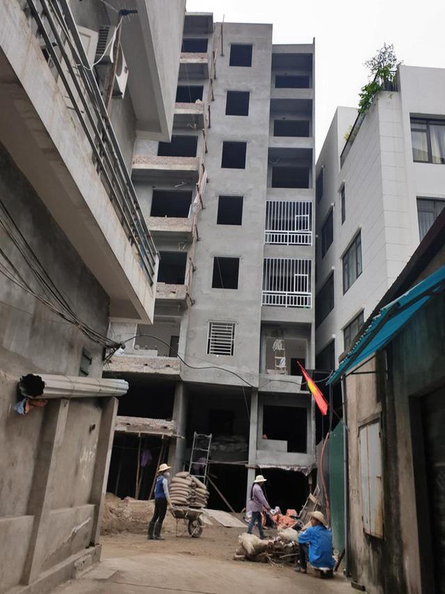 TP.HCM quyết dẹp chung cư mini trá hình - Ảnh 1.