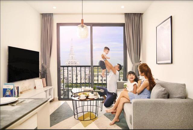 Ra mắt căn hộ dịch vụ cho thuê cao cấp tại Vinhomes Ocean Park - Ảnh 1.