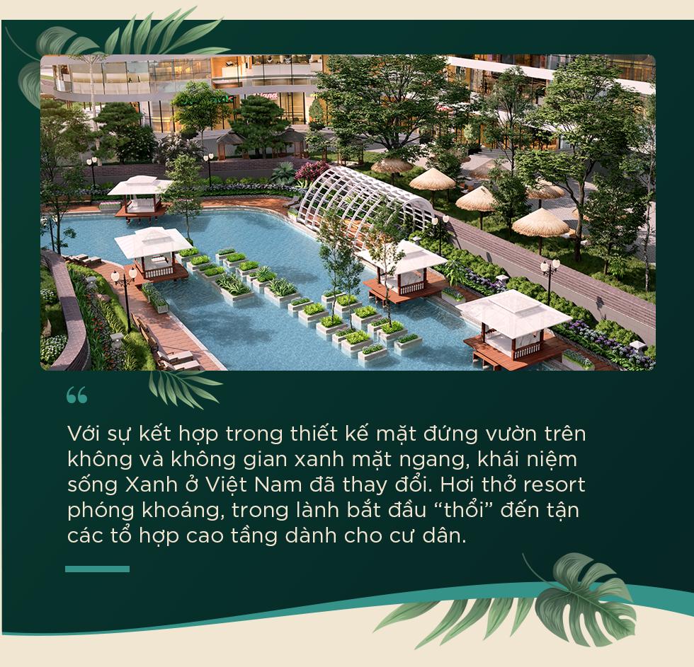An cư nơi phố: Hơi thở resort xanh mướt và hơn thế nữa… - Ảnh 6.